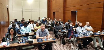 RADWAG Dubai Training Days 2018