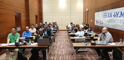 RADWAG Dubai Training Days 2018