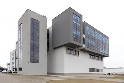 Nowa siedziba RADWAG