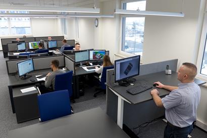 Projektowanie mechaniki przy użyciu Autodesk Inventor