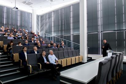 Konferencja przedstawicieli handlowych