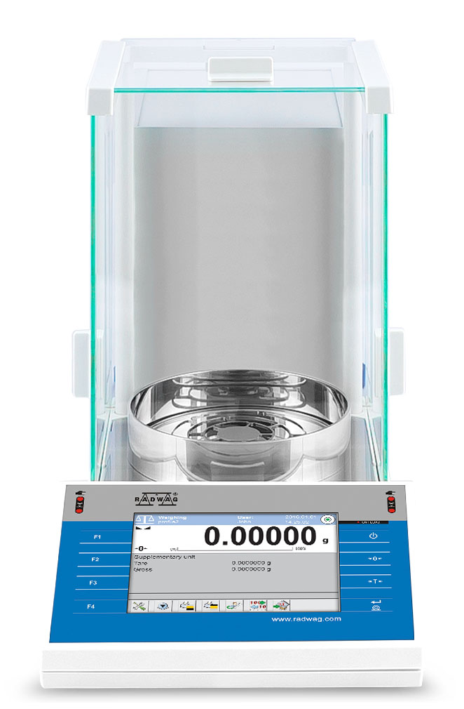 what is an analytical balance