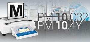 Verification of PM 10 Precision Balances