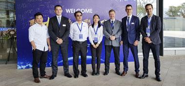 Spotkanie dystrybutorów w Chinach