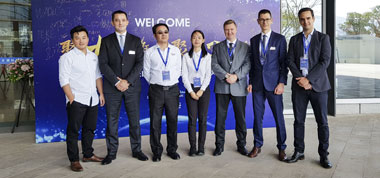 Distributors Meeting in China