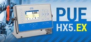 Miernik wagowy PUE HX5.EX
