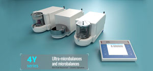 A new video presenting features of ultra-microbalances and microbalances of 4Y series
