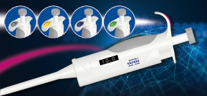 New automatic pipettes