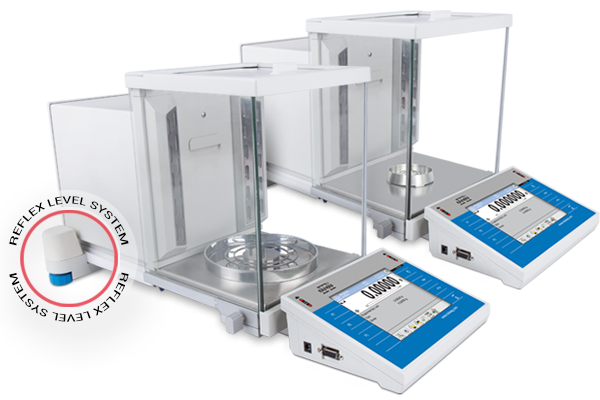 SYNERGY LAB Line New Quality in Small Mass Weighing