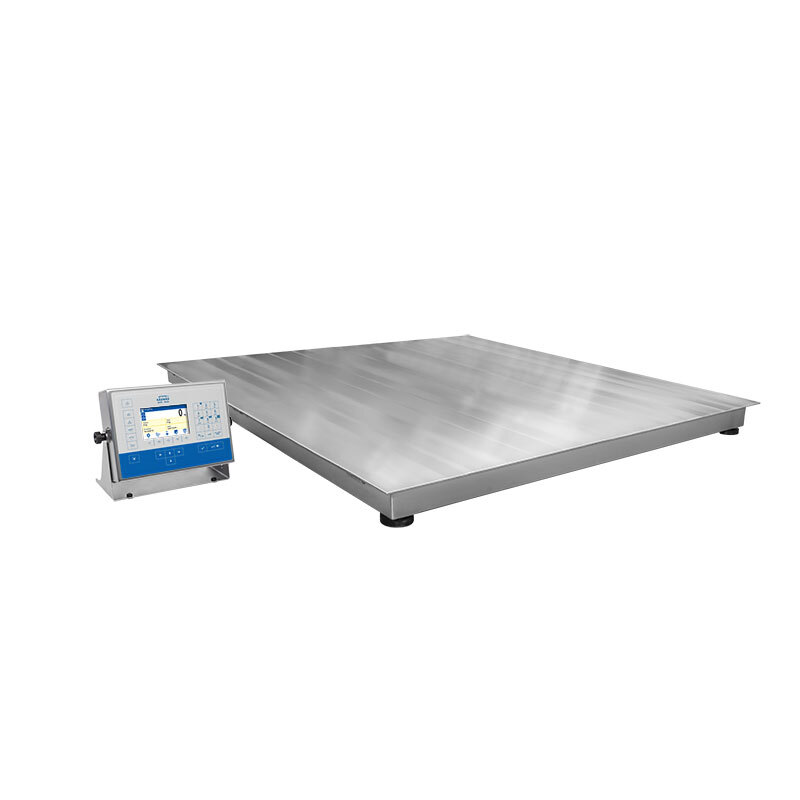 HX5.EX-1.4.300.H8 4 Load Cell Platform Scale
