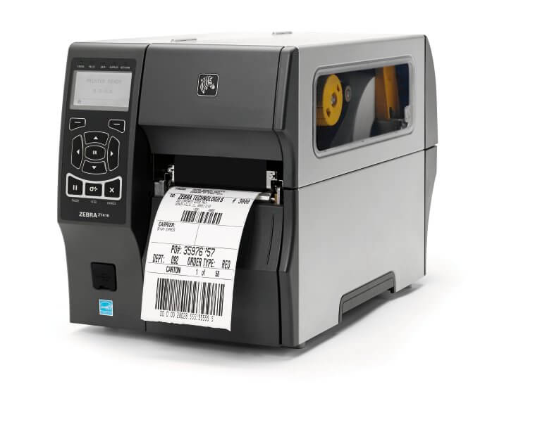 Imprimante thermique Zebra ZT 41042 - Radwag Les Balances Electroniquesview:1