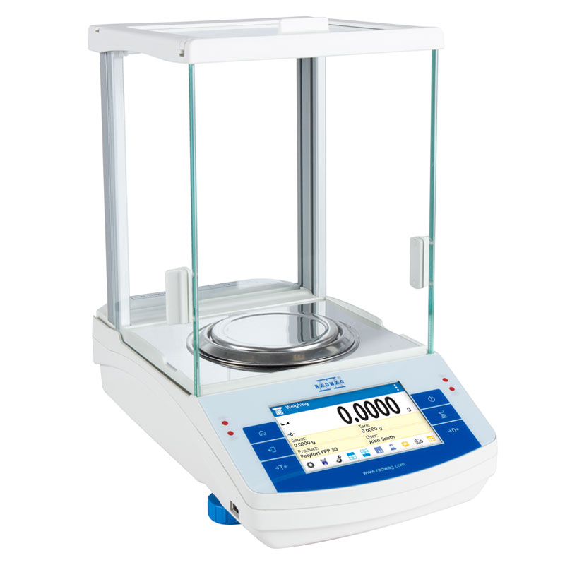 AS 160.X2 Analytical Balance view:1