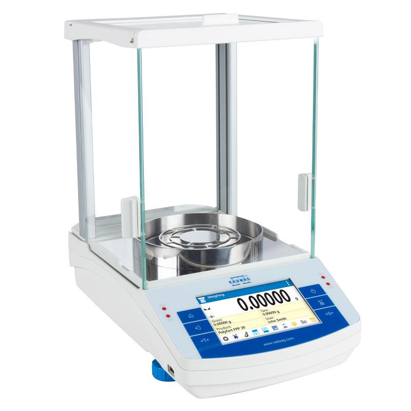 Analysenwaage AS 210.X2 PLUS in Laborwaagen