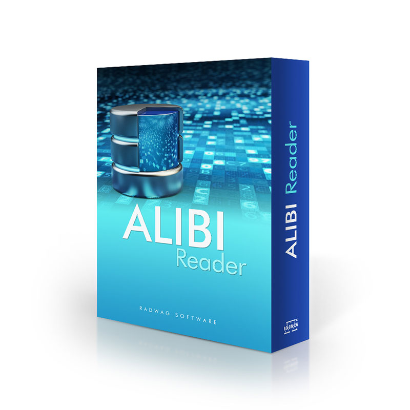 Alibi Reader view:1