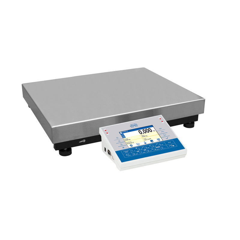 C32.15.C2.R Multifunctional Scale - Integrated battery and wireless data transmission enable portable operation. Complex software allows carrying out many tasks connected with mass measurement, e