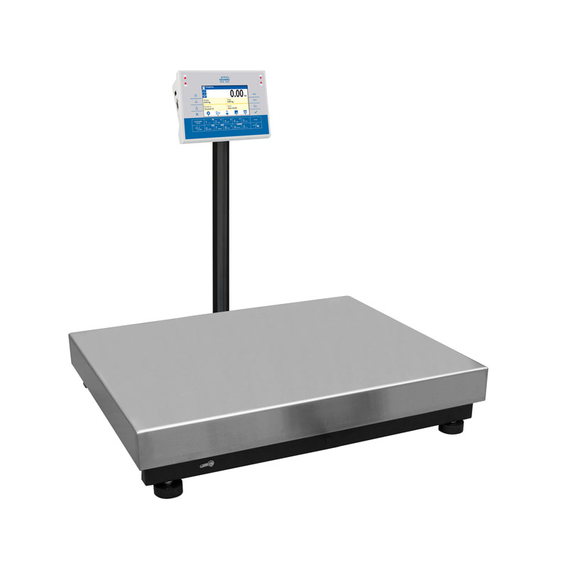 C32.60.C3.M Multifunctional Scale - Integrated battery and wireless data transmission enable portable operation. Complex software allows carrying out many tasks connected with mass measurement, e