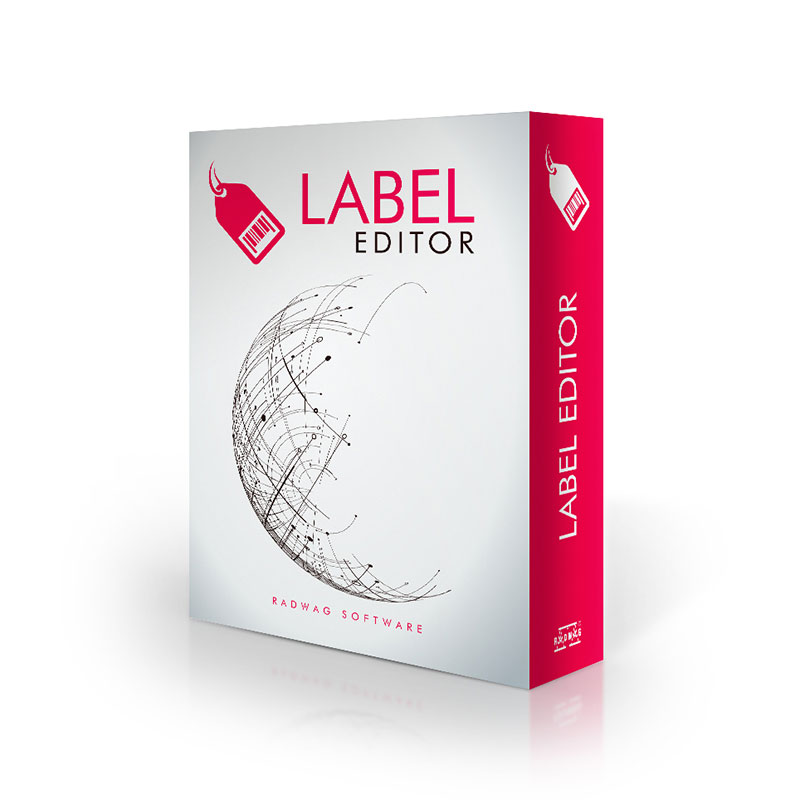 Label Editor R02 - Label Editor R02 is a software designed by RADWAG for creating labels to be used with scales based on terminals PUE C32, PUE C41H, PUE 5.15, PUE 5