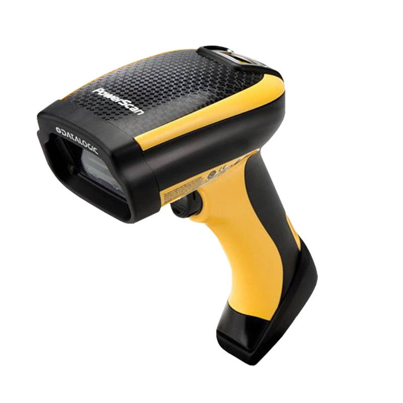PD9330 Barcode Scanner - From the technical point of view, the device stands out with clear, well-visible scan line and range up to 11.5 m (auto range version)