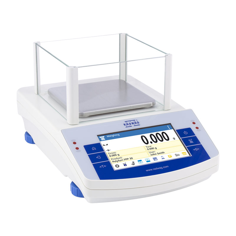 PS 3000.X2 Precision Balance - New products Radwag Balances and Scales