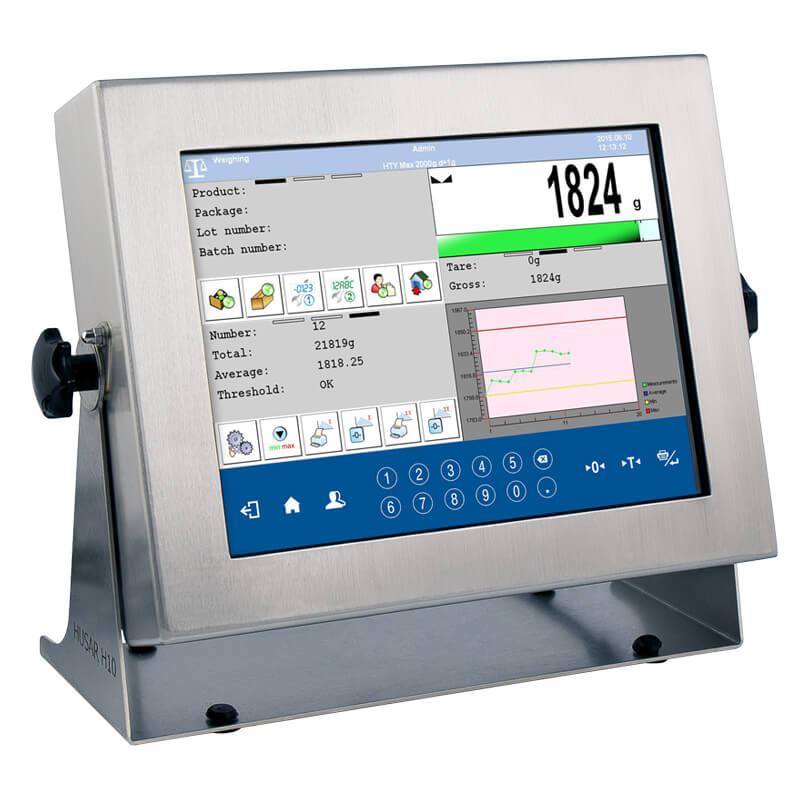 Terminal de pesage PUE HY10 - Radwag Les Balances Electroniquesview:1