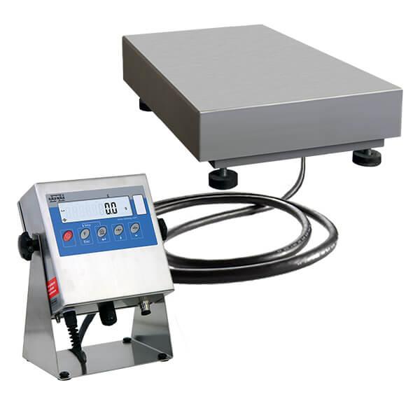 Básculas de plataforma impermeables WPT 3 H1/K/EX view:1