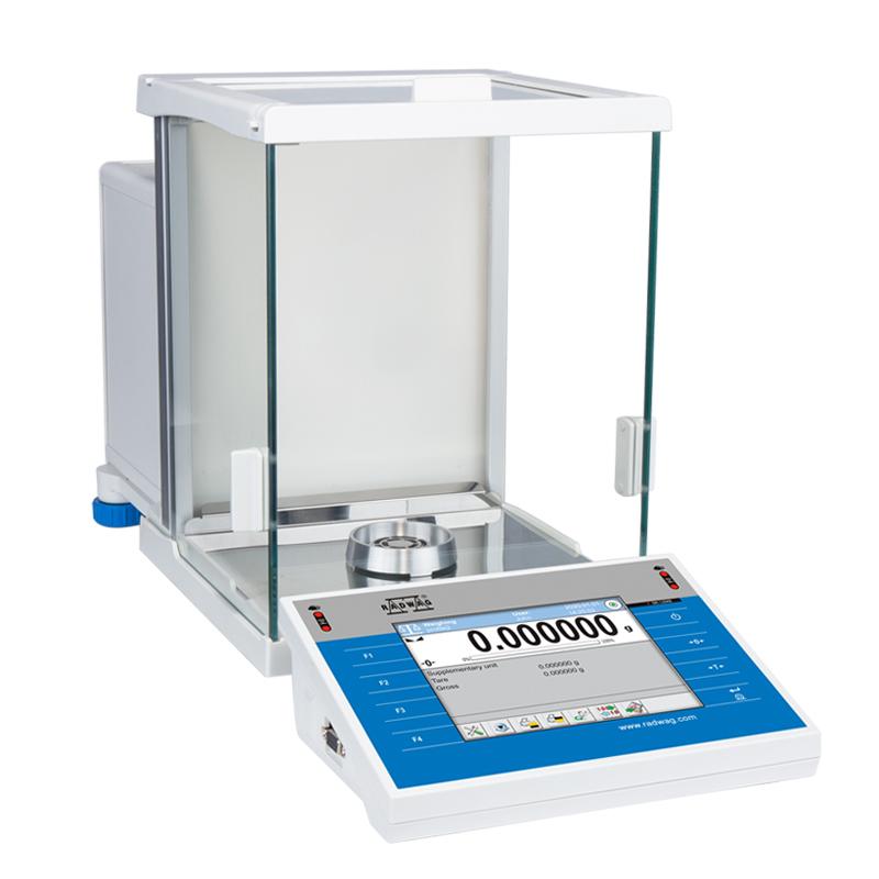 Mikrowaage XA 53.4Y.M PLUS in Laborwaagen