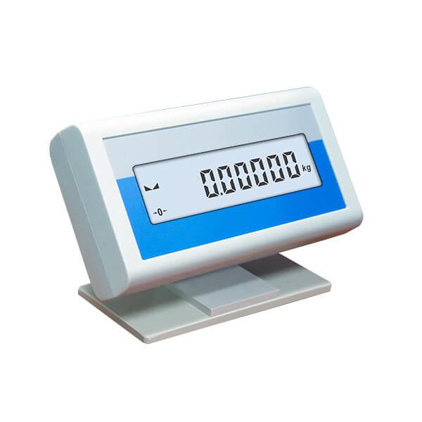 Wyświetlacz LCD WD-5/3Y w obudowie plastikowej view:1