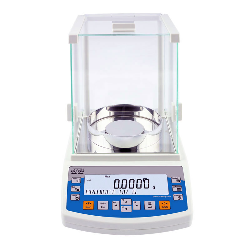 Balance analytique AS 82/220.R2 - Radwag Les Balances Electroniquesview:3