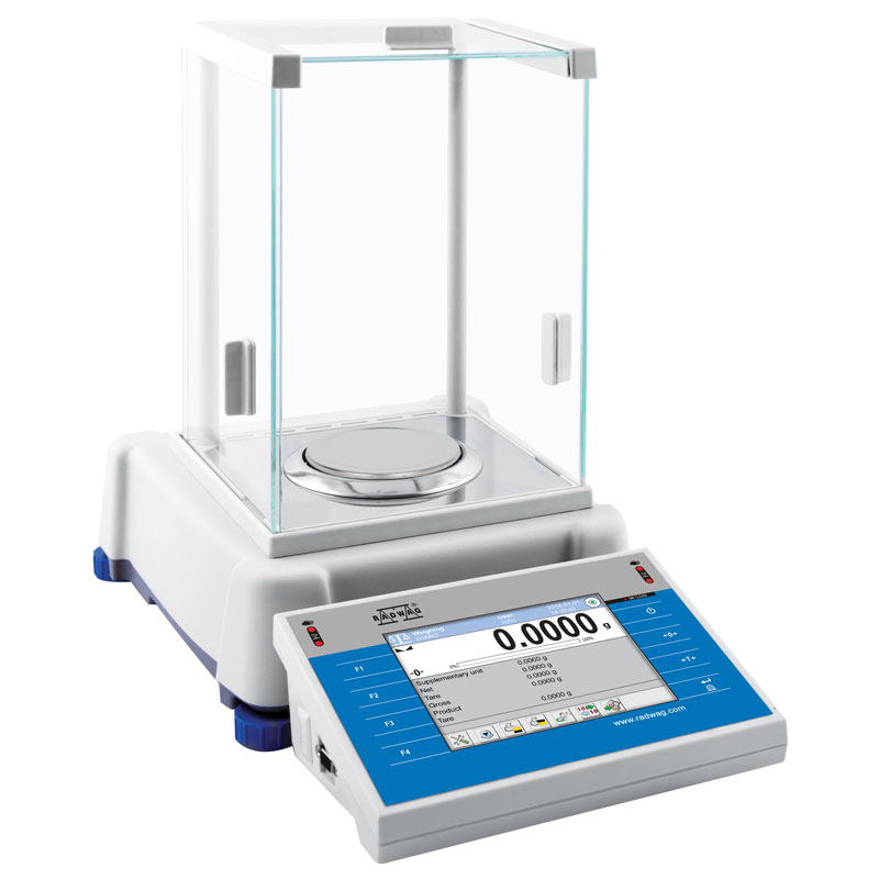 AS 220.3Y Analytical Balance view:1