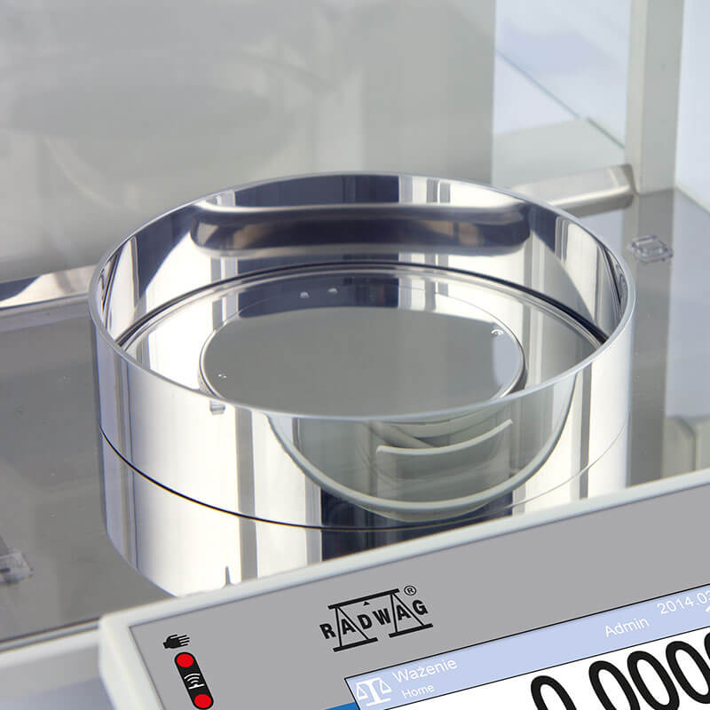 XA 110.4Y.F Analytical Balance view:10