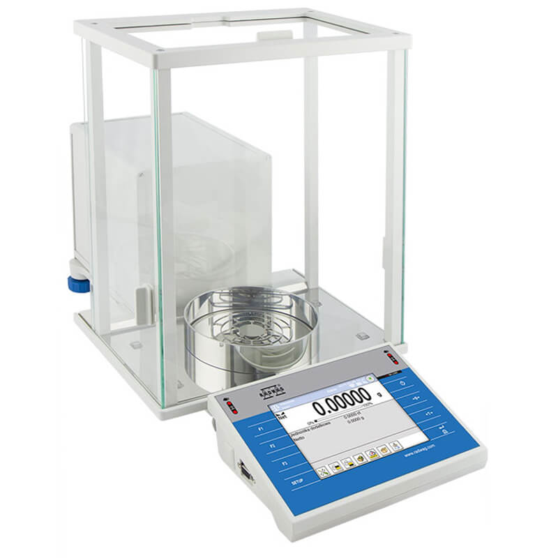 XA 110.4Y.F Analytical Balance view:2