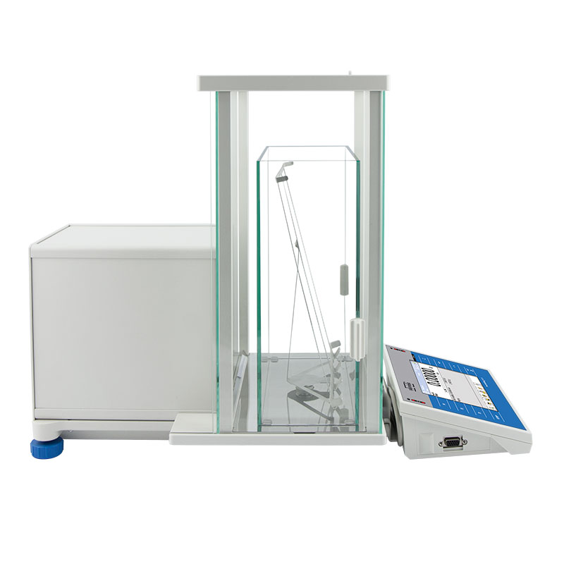 XA 110.4Y.F Analytical Balance view:3