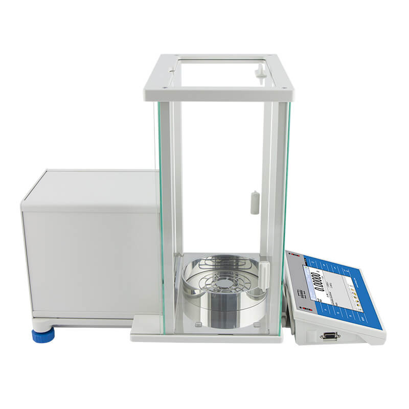 XA 110.4Y.F Analytical Balance view:4