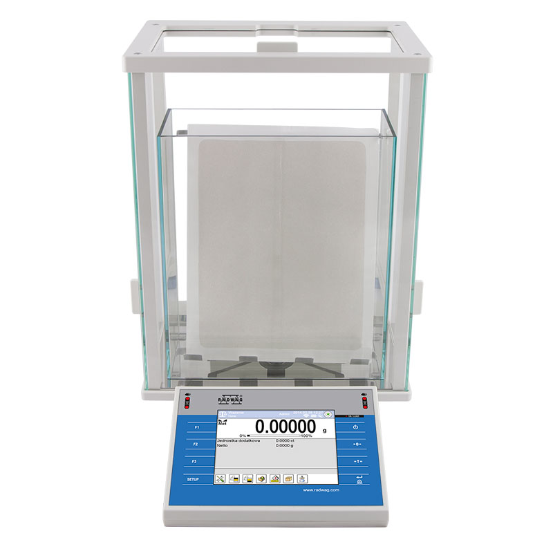 XA 110.4Y.F Analytical Balance view:6