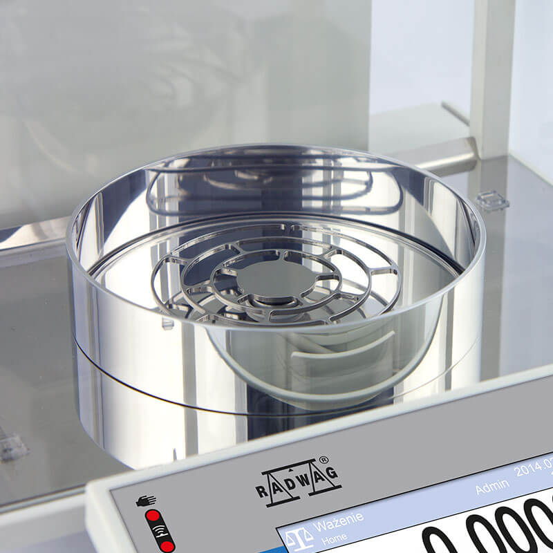 XA 110.4Y.F Analytical Balance view:9