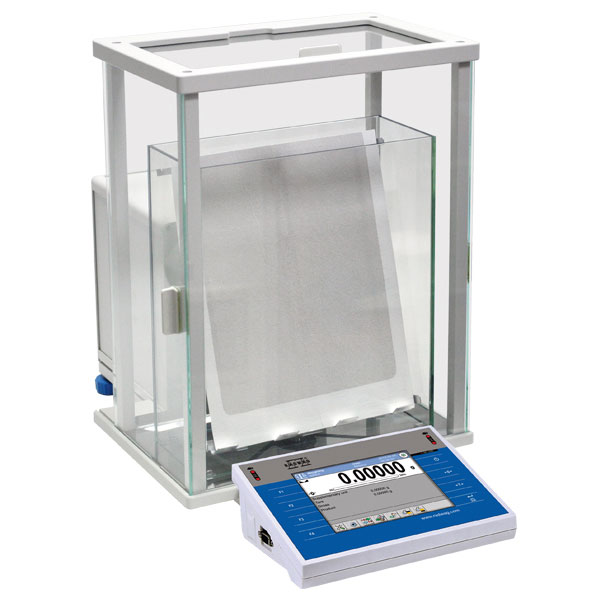 XA 110.4Y.F Analytical Balance view:1