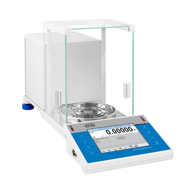 Analysenwaage XA 110.4Y - Radwag Waagen GmbH view:1