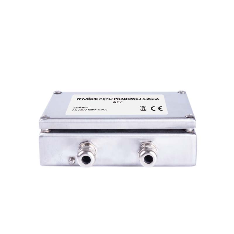 AP2-3 Current Loop Unit (Stainless Steel Housing) in Accessories