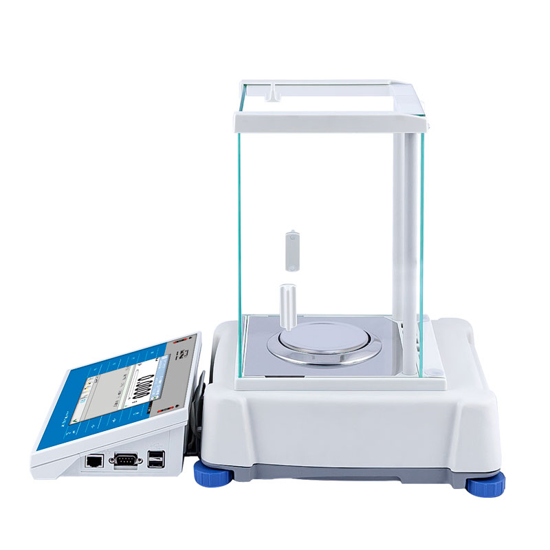 AS 220.3Y Analytical Balance view:4