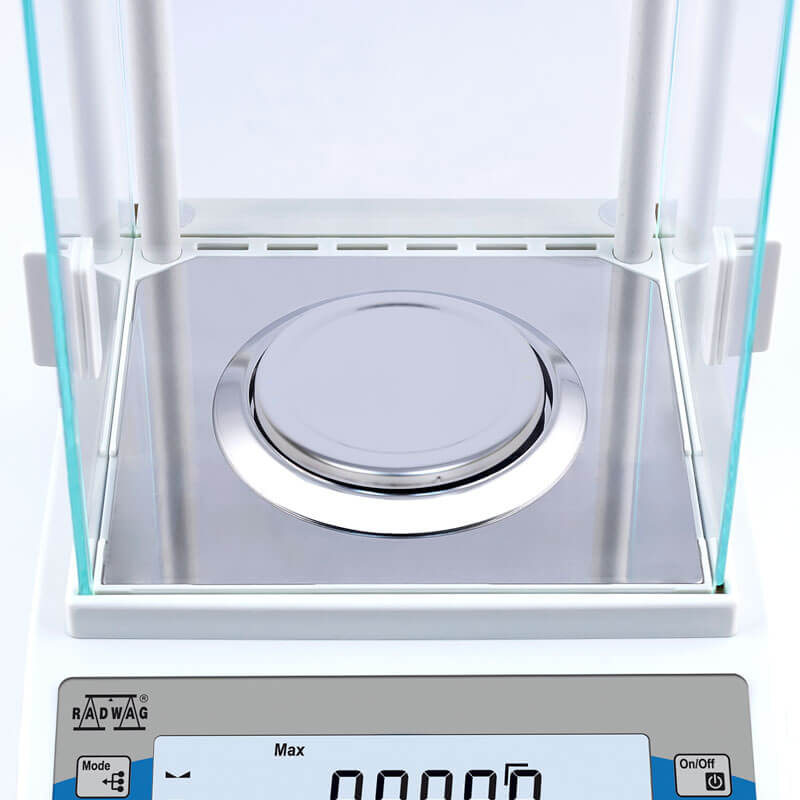 AS 110 R2 Analytical Balance - RADWAG Balances And Scales