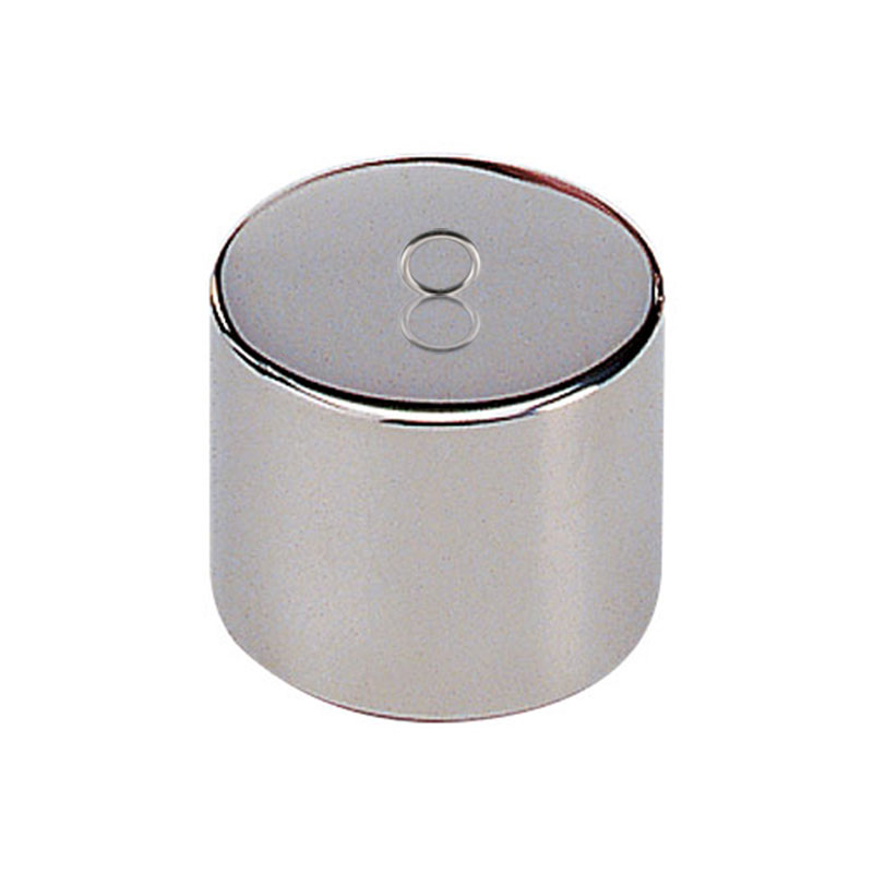 F1 Mass Standard - knob weights - 500 kg - service case