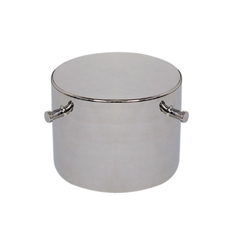 F2 Mass Standard - cylinder weights with 4 stood bolts (100 kg - 2000 kg) view:1
