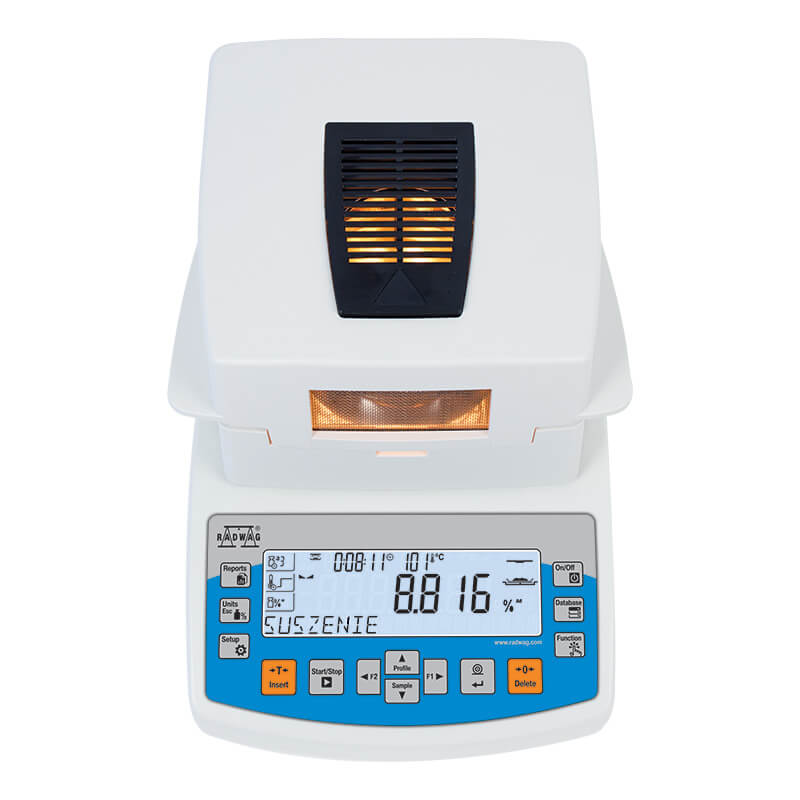 MA 210.R.NS Moisture Analyzer