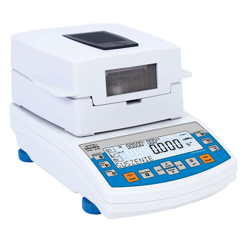 MA 50.R Moisture Analyzer view:1