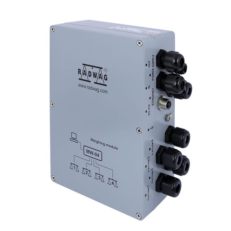 Module de balance MW-04-3 - Radwag Les Balances Electroniquesview:2