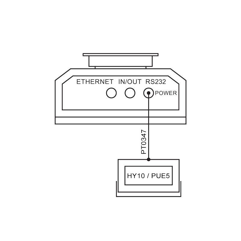 Câble PT0285 - Radwag Les Balances Electroniquesview:2