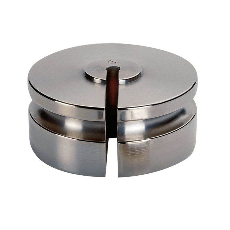 F2 Mass Standard - slotted weights - 2 kg