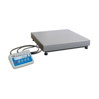WLC 60/C2/K Precision Balance - The balance features a stainless steel weighing pan, and a backlit LCD guaranteeing clear weighing result presentation. Optionally, they can be equipped with additional RS232 connector