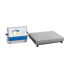 Plattformwaagen HX5.EX - Für die Konstruktion wurden hochwertige elektronische Komponenten verwendet, die eine hohe Präzision und genaue Wiederholbarkeit der Messung gewährleisten. Die Wägeplattformen bieten eine große Auswahl an Abmessungen und maximalen Kapazitäten, was zusammen mit messtechnischen Parametern die einfache Auswahl des Gerätes ermöglicht