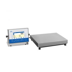 HX7.300.C2 Multifunctional Scale - e. IP66 / IP68, and 1-load-cell powder-coated platform